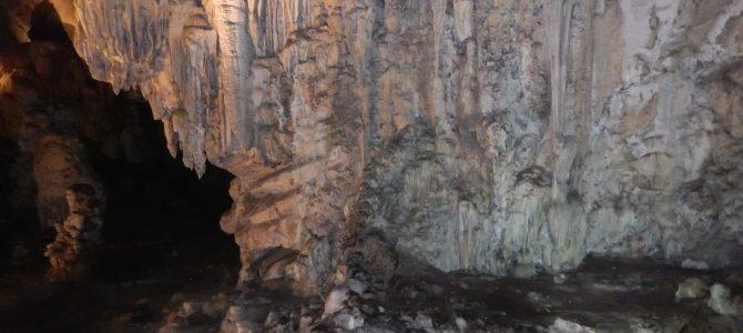 Cacahuamilpa Meksyk – najpiękniejszy system jaskiń w Ameryce Łacińskiej