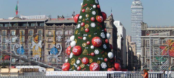 Jak obchodzi się Święta Bożego Narodzenia w Meksyku…