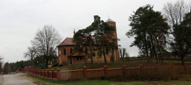 Kościół parafialny w Piłce
