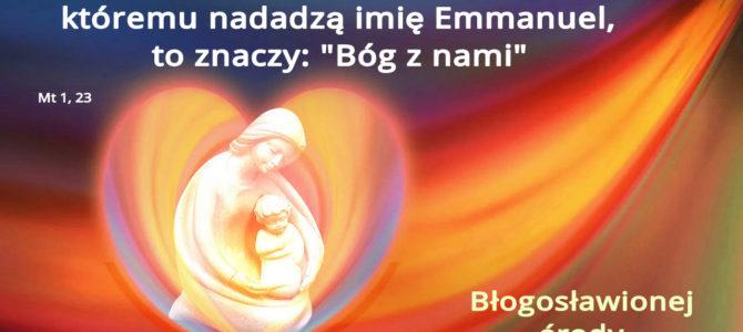 Dziewica pocznie i porodzi Syna (BŁ)